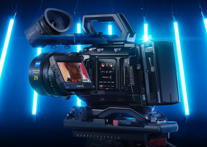 Blackmagic Ursa Mini Pro camera