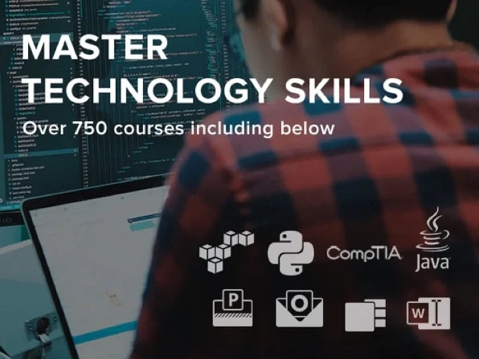 Reminder: Save 94% on the Complete Tech Skills Library – Cert, Office, ITPro, Developer & CompTIA: Unlimited Lifetime Access