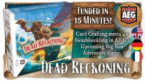 Dead Reckoning board game