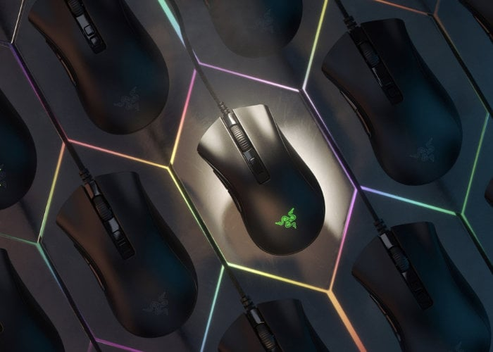DeathAdder V2 gaming mouse