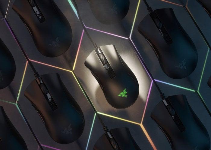 DeathAdder V2 gaming mouse