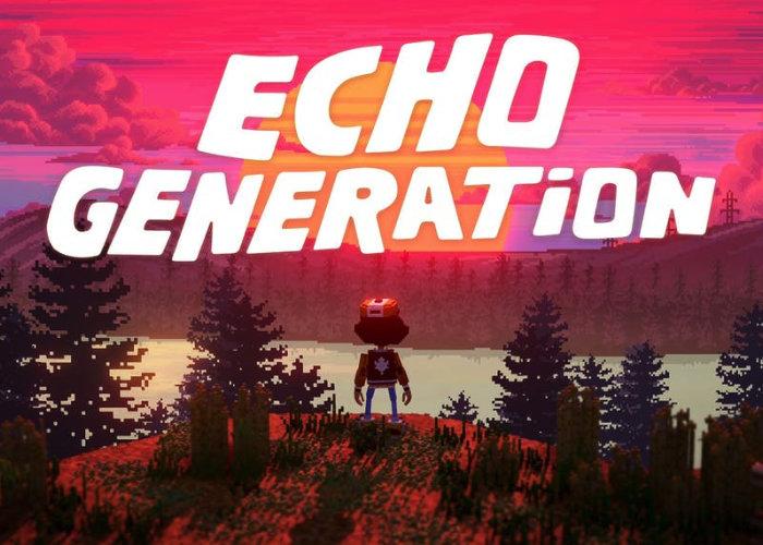 Echo Generation adventure game