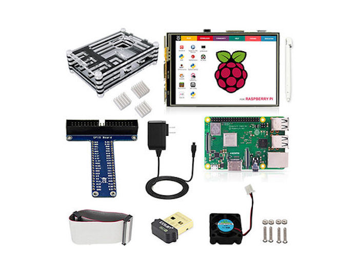 Reminder: Get the Elecrow Raspberry Pi 3 Starter Kit - Geeky Gadgets