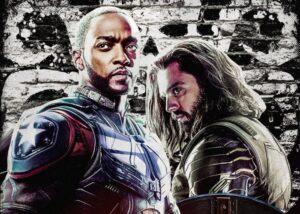 Falcon and the Winter Soldier premier