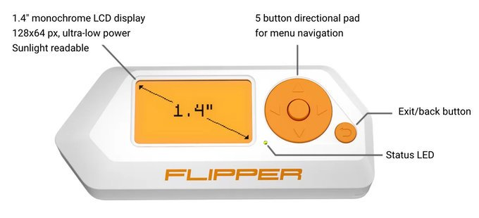 Flipper Hacker tool
