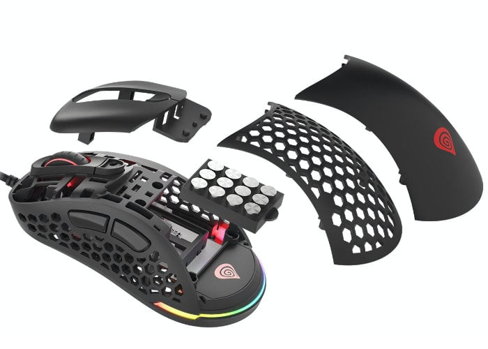 Genesis Xenon 800 gaming mouse