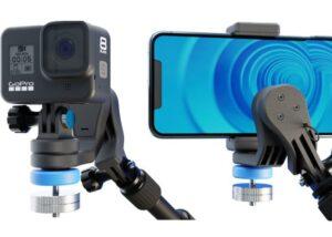 Gravgrip camera-stabilizer