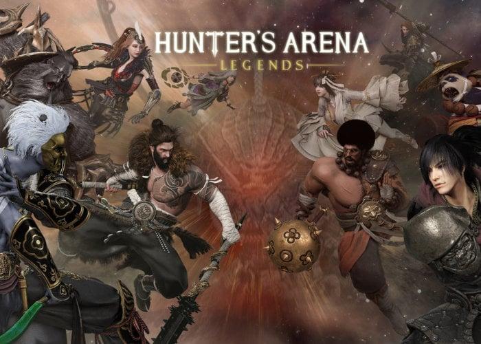 Mantisco's Hunter's Arena Legends
