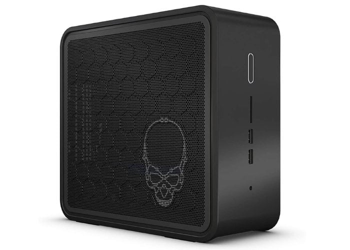 Intel Ghost Canyon NUC compact desktop PC launches from $999 - Geeky Gadgets