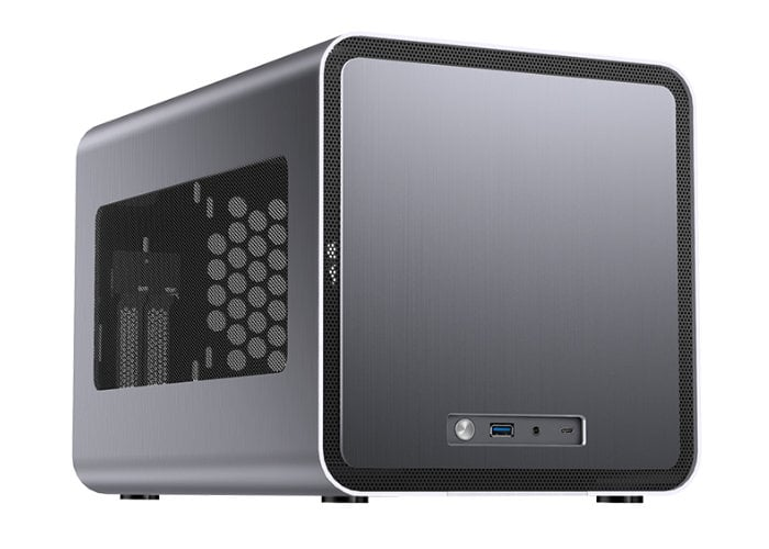 Jonsbo V8 Cuboidal Mini-ITX case