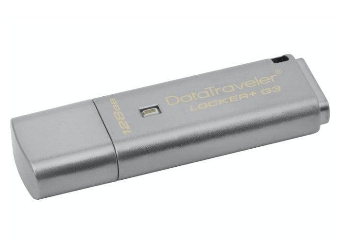 Kingston Encrypted USB flash drives