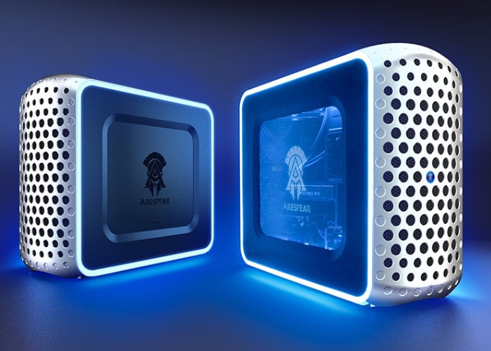 Konami unveiled new desktop PC