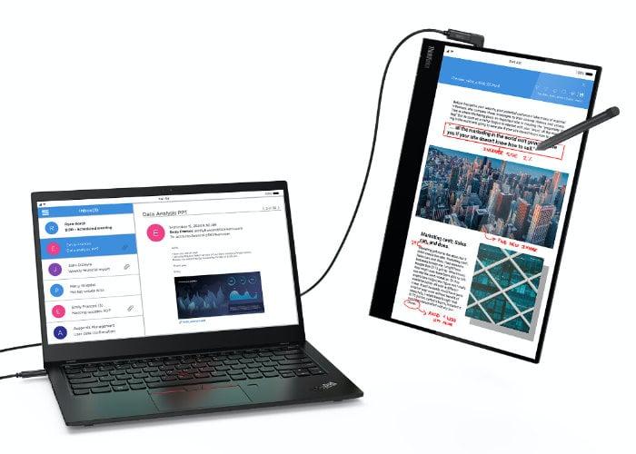 Lenovo ThinkVision monitors