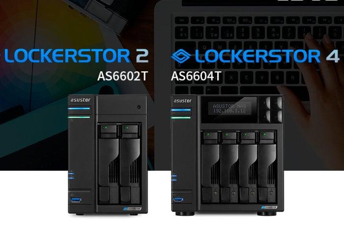 Lockerstor NAS