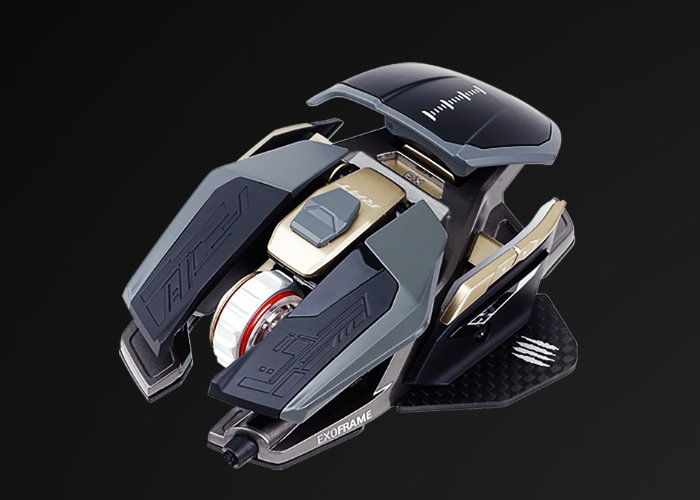 Mad Catz RAT PRO X3 Supreme gaming mouse