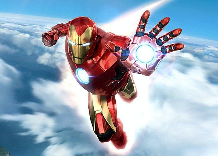 Marvel's Iron Man VR game