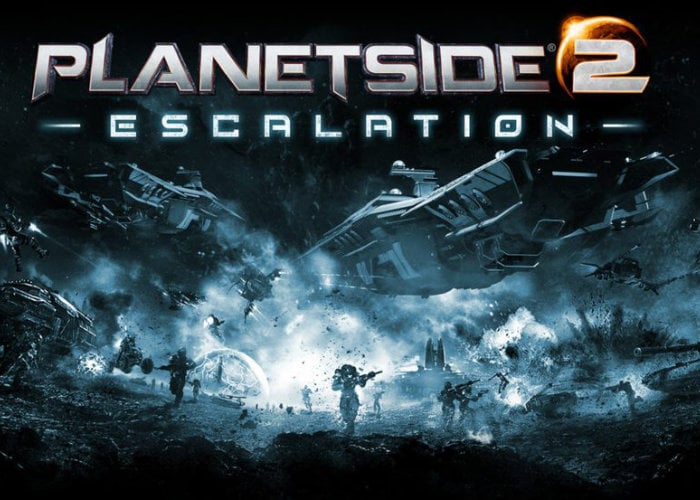 Massive PlanetSide 2 Escalation update