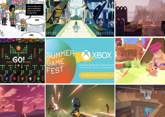 Microsoft Xbox Summer Game Fest