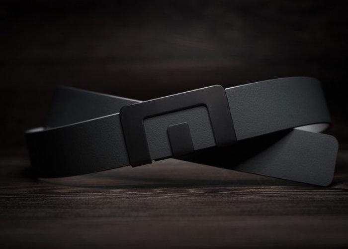 Minimalist belt