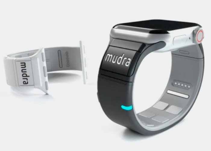 Mudra Band adds gesture controls to your Apple Watch for $139 - Geeky Gadgets
