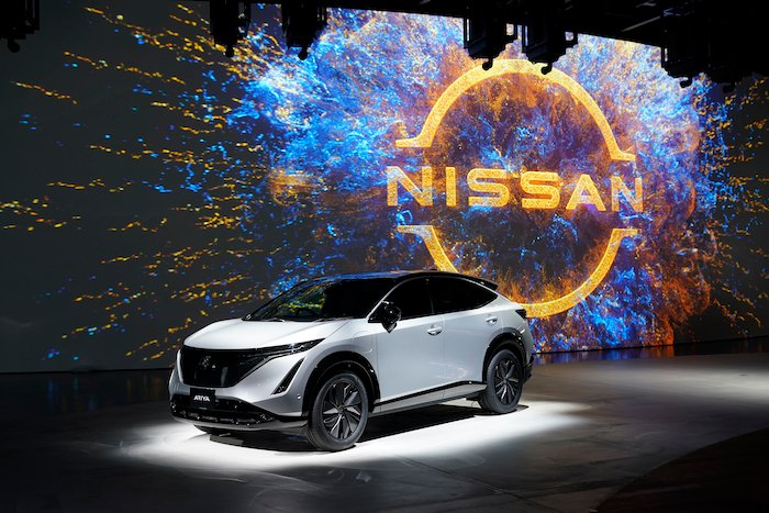 Nissan Ariya all electric coupe crossover unveiled - Geeky Gadgets