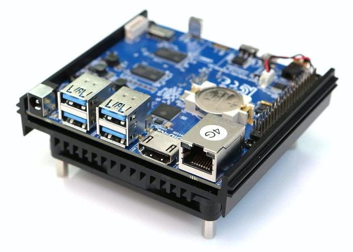 ODROID-N2 Mini PC