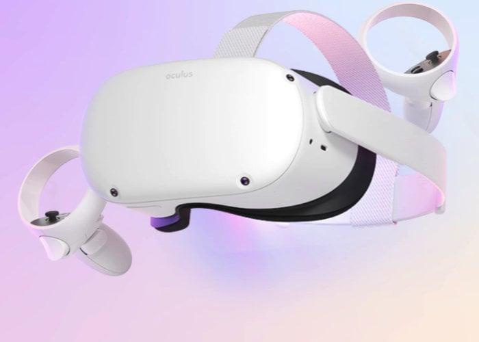 Oculus Quest 2 VR headset