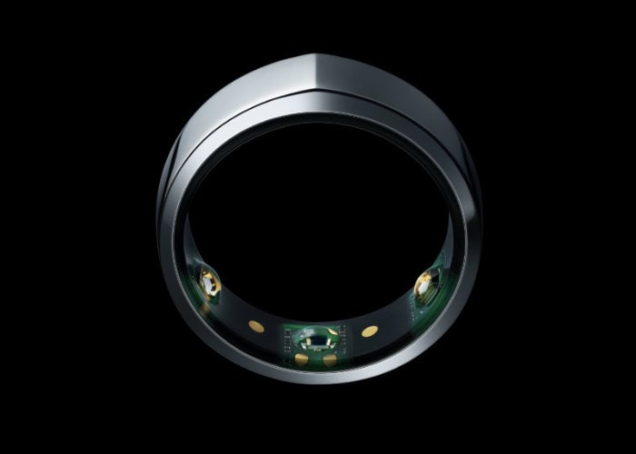 Oura smart ring teardown