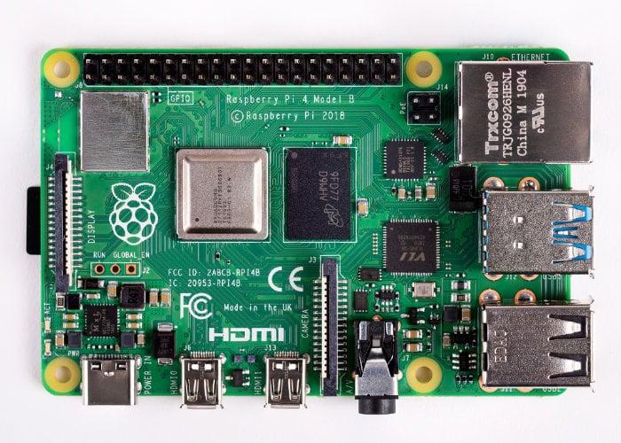 Raspberry Pi 4 website hosting - Geeky Gadgets