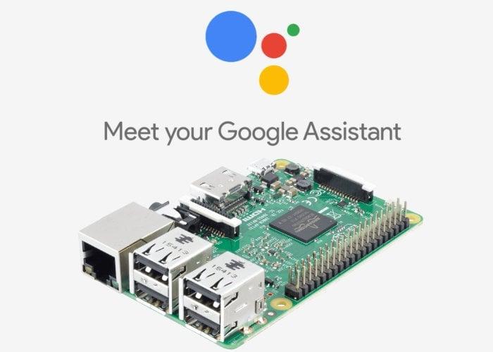 Raspberry Pi Google Assistant