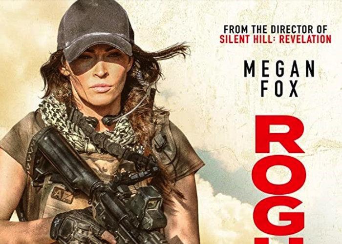 Rogue film starring Megan Fox