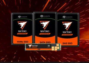 Seagate Nytro Enterprise SSD series