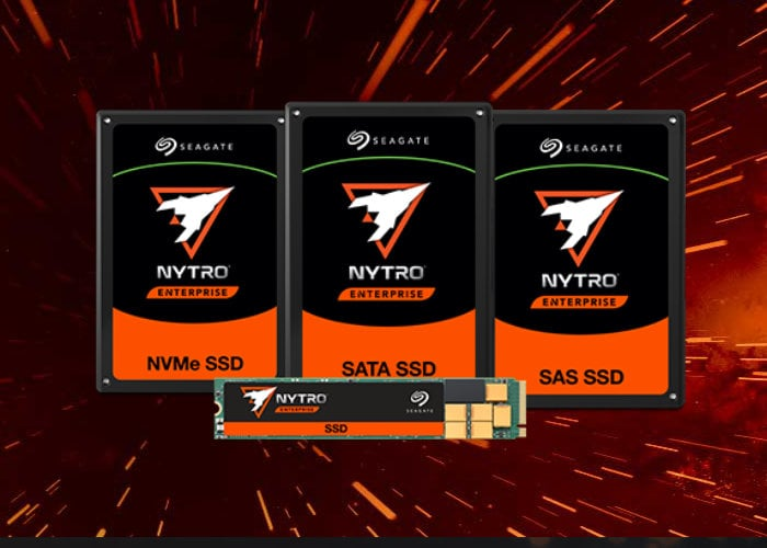 Seagate Nytro Enterprise SSD series