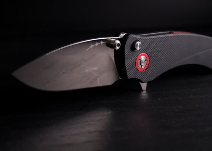 Solaris pocket knife