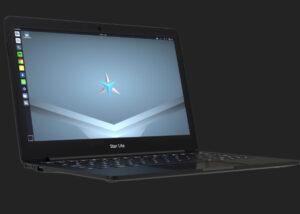 Star Lite Mk III Linux laptop
