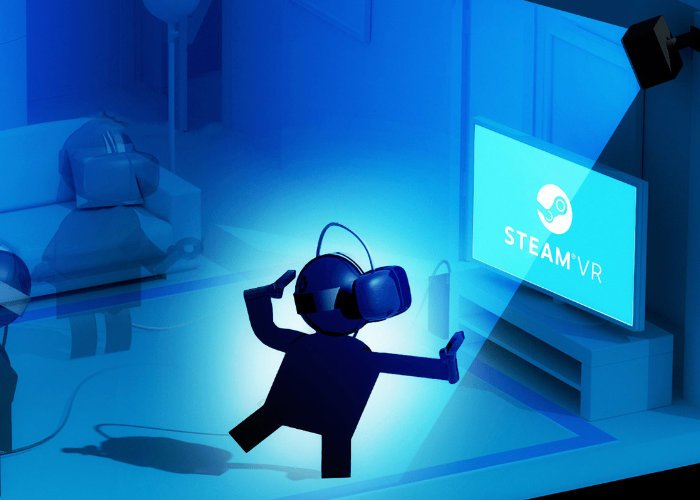 SteamVR update adds OpenXR support and makes it easier to adjust your playing space - Geeky Gadgets