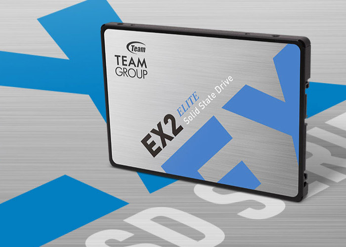 Team Group EX Series SSD