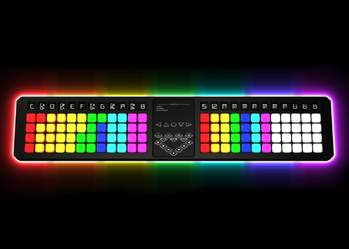 TheoryBoard Thy333 MIDI controller