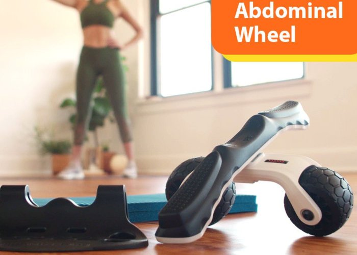 TrosssMolly portable abdominal wheel