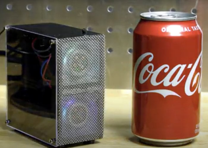 World's Smallest Gaming PC