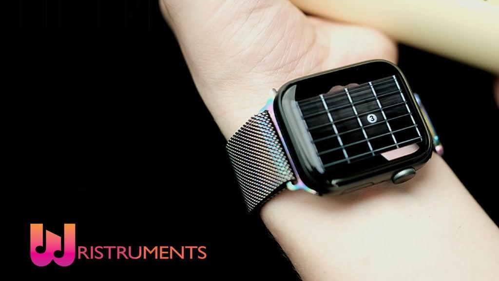 Wristruments app