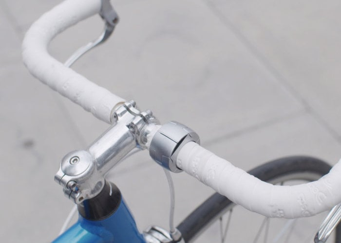 Minimalist bicycle smartphone mount raises over $300,000 via Kickstarter - Geeky Gadgets
