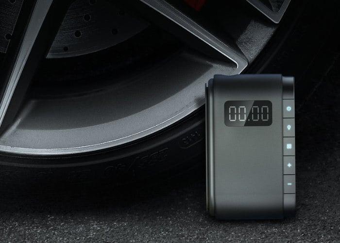 cordless tire inflator