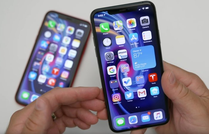downgrade from iOS 14 to iOS 13