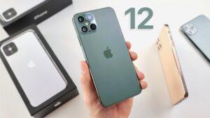 Fake iPhone 12 Pro