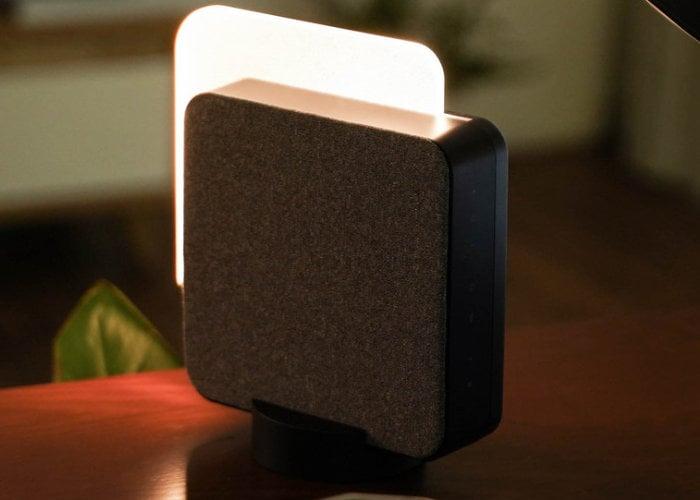 glass speaker