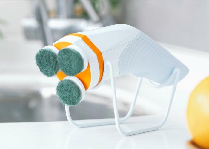 handheld scrubber