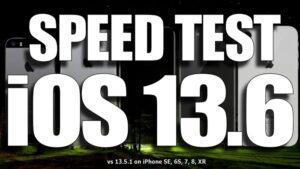 iOS 13.6 GM vs iOS 13.5.1