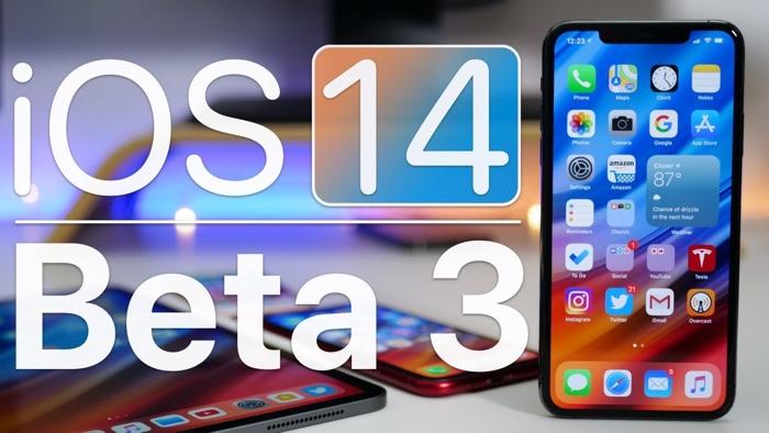 iOS 14 beta 3