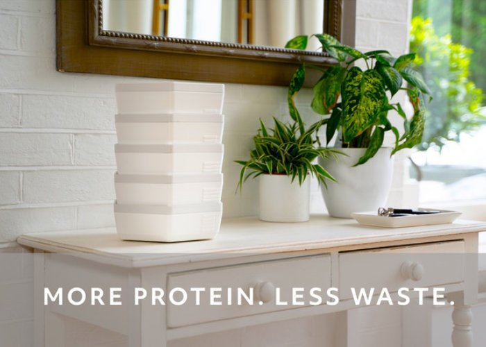 RE insect growing pods provides sustainable home grown protein - Geeky Gadgets